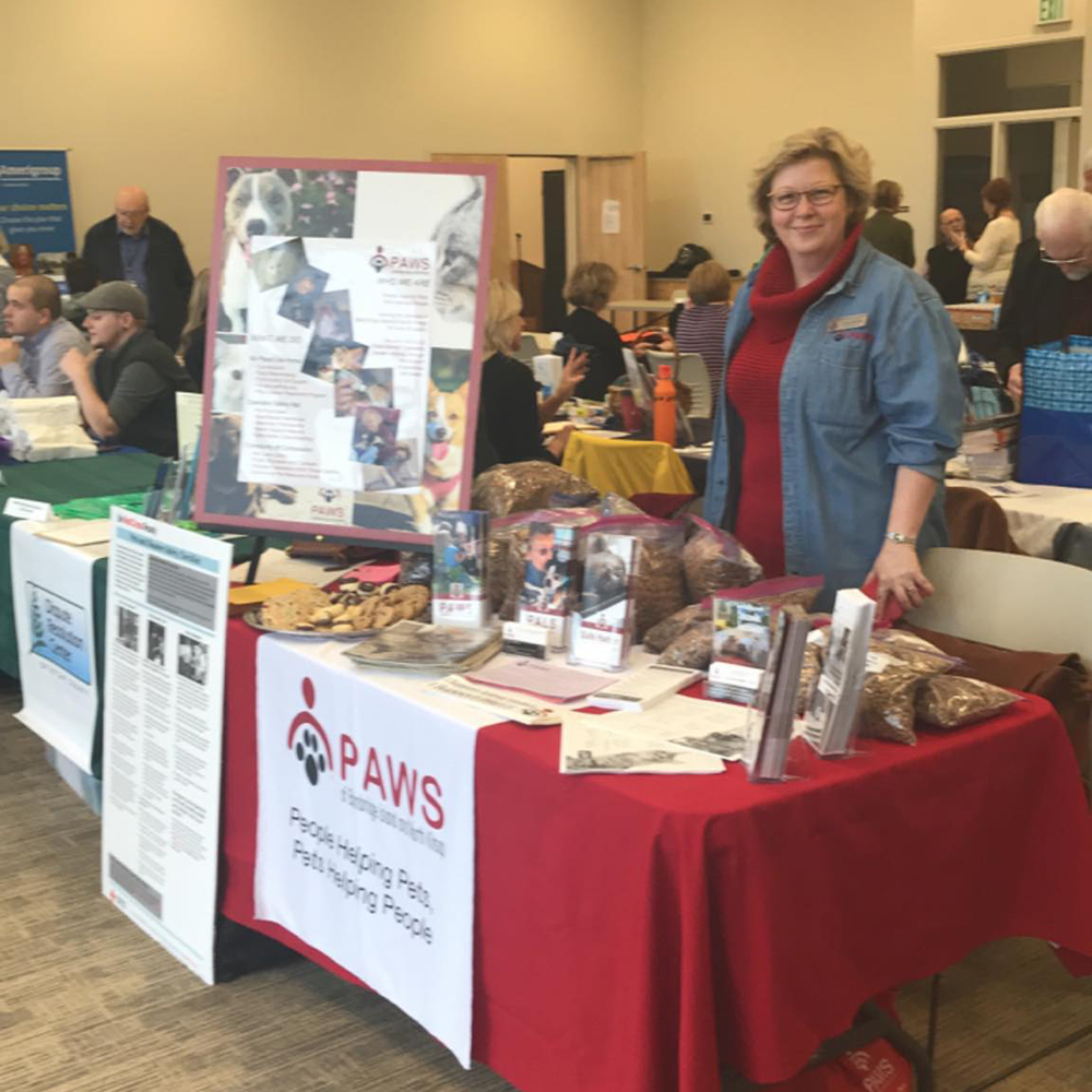 PAWS supports community education